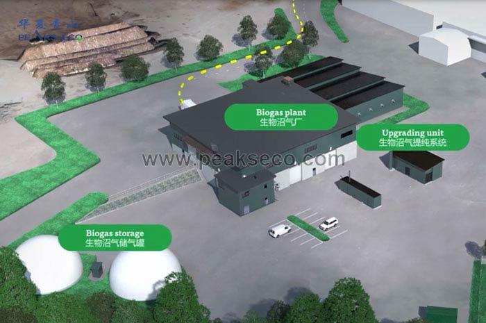 Biogts公司芬兰项目