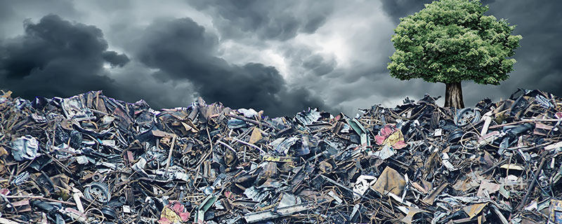 我国垃圾治理刻不容缓 必须树立五大意识
