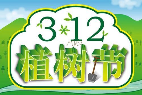3.12植树节|保护生态环境 倡导低碳生活