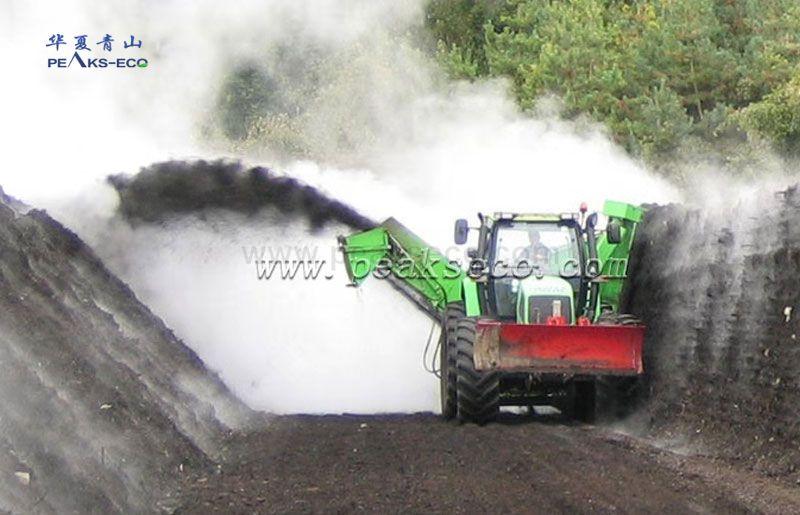 德国Willibald 堆肥翻土机系列 TBU 3P