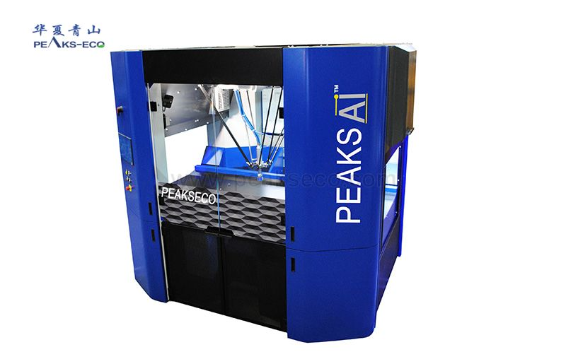 Peaks-AI 分选机器人